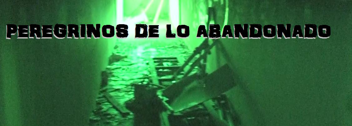 PEREGRINOS DE LO ABANDONADO
