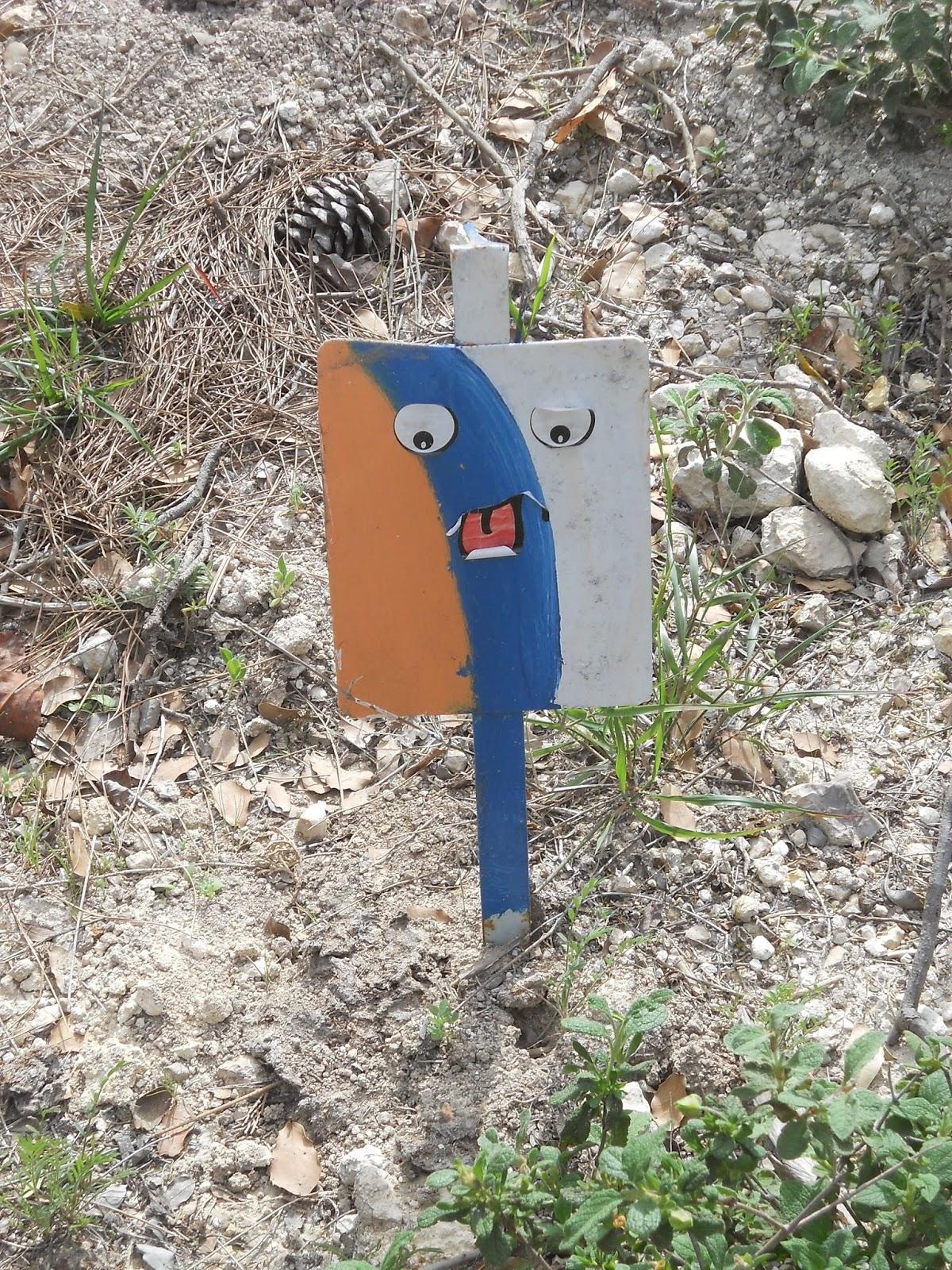 Nasze  pierwsze pięć dni na szlaku i pierwszy alarm przeciwrakietowy … SHVIL ISRAEL
