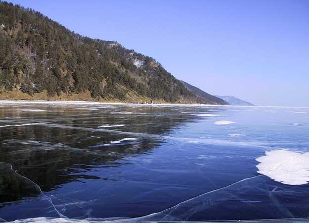 Lake Baikal, Siberia - 30.6KB