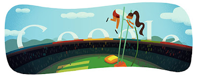 londra 2012 sirikla atlama google