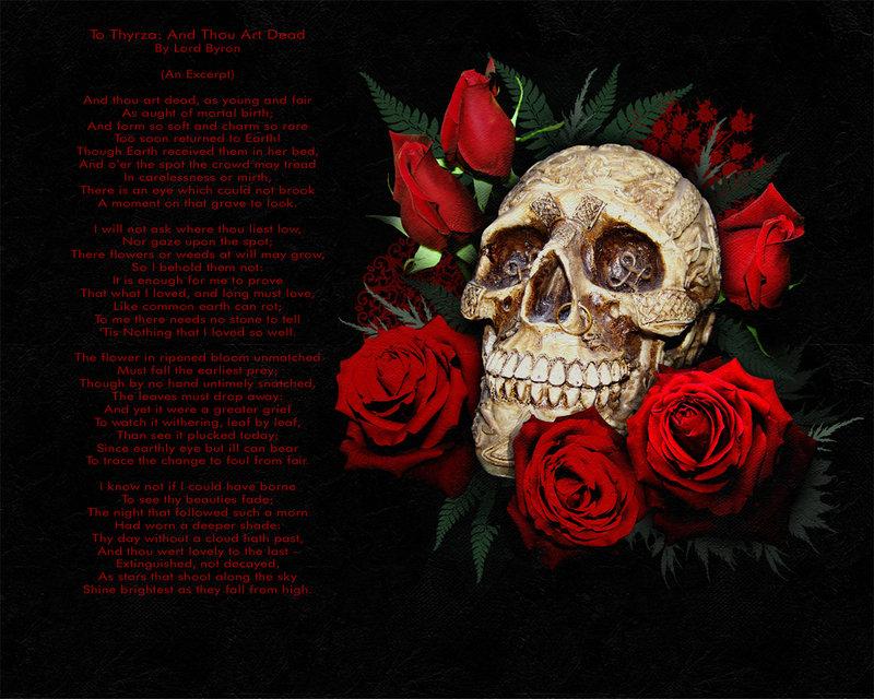 Cute Skulls And Roses Wallpaper Skulls And Roses Wallpaper