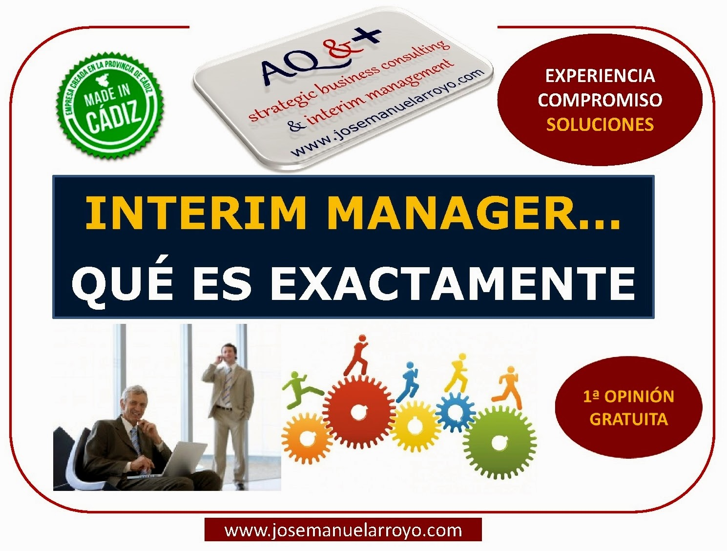 Interim Manager. Gerencias Temporales