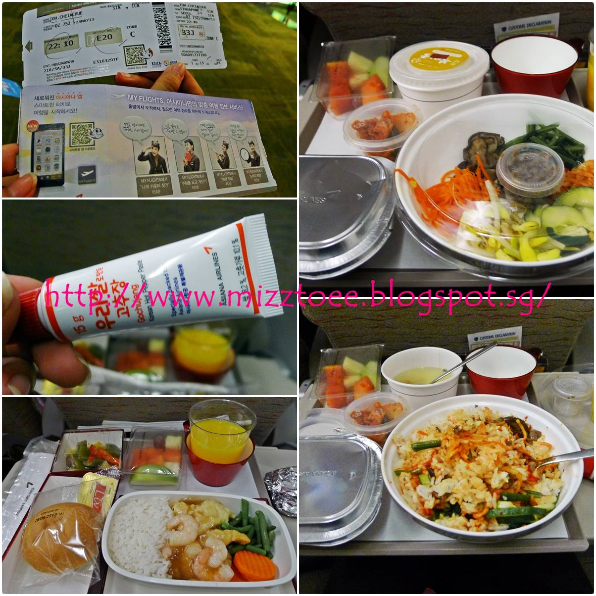 Fun fun fun korea free and easy transport asiana for Asiana korean cuisine restaurant racine