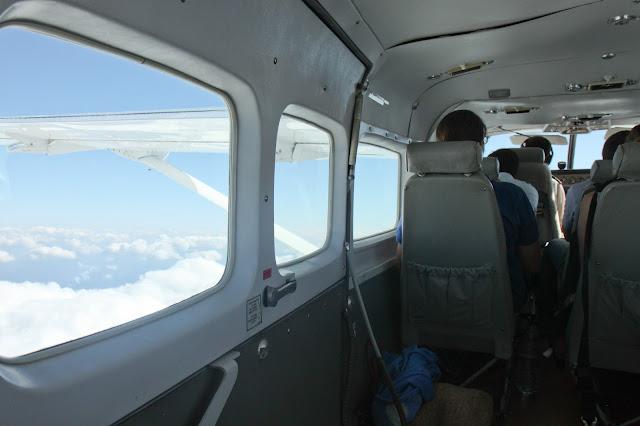 MAF plane Madagascar