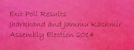 Jharkhand, Jammu Kashmir, Assembly Poll, 2014