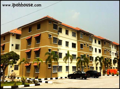 IPOH APARTMENT FOR SALE (R04386)