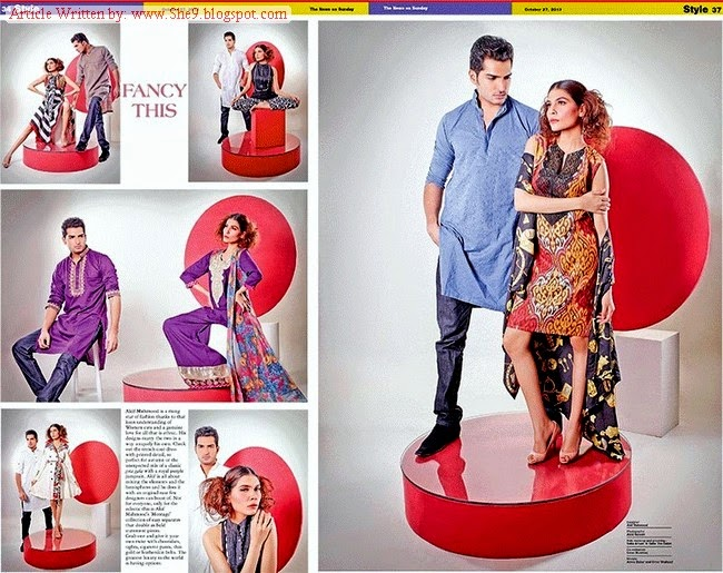 Akif Mehmood Dress Collection