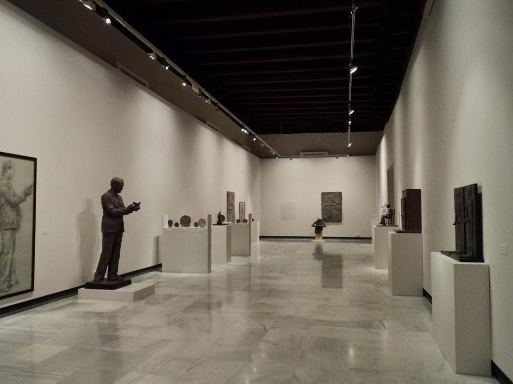 Cultura de Sevilla: Expo: Todas las circunstancias son el marco