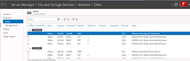 Server Manager GUI