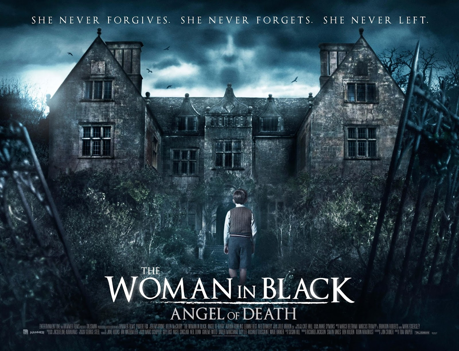 Woman In Black: Angel of Death