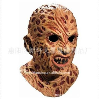 topeng hantu freddy nightmare