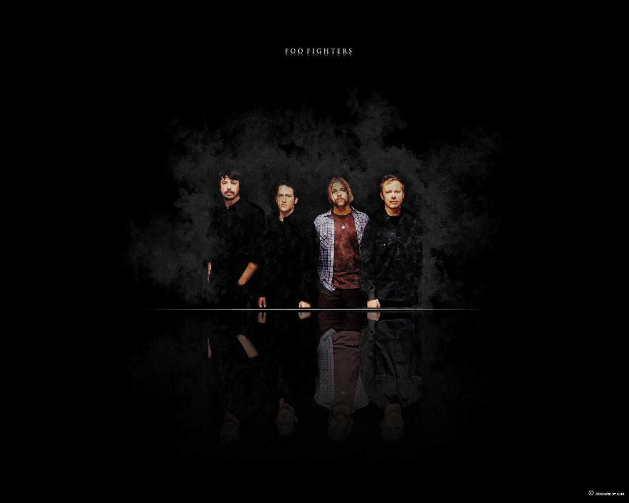 Foo Fighters Hd Wallpaper