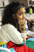 Beautiful Eritrean Girl