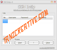Cara Hack Password Akun SSH Dengan SSH Intip ianzCreative
