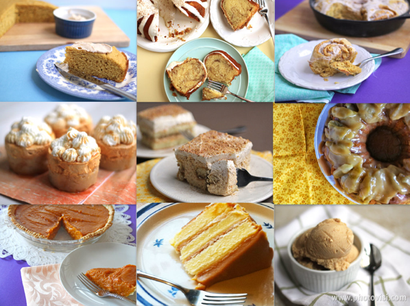 #Thanksgiving #Desserts round up