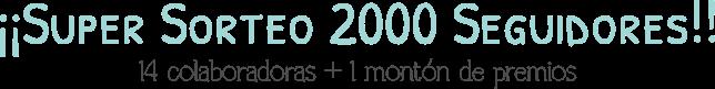 Presentaciones Super Sorteo 2000 Seguidores