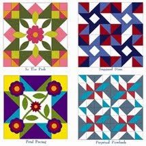 PLEASE VOTE DAILY FOR MY QUILT BLOCK DESIGNS - CLICK ON THE LINKS BELOW - THANK YOU SO VERY MUCH!