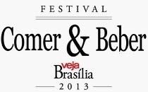 Veja Brasília Comer & Beber 2013