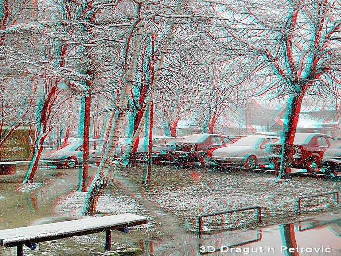 Zima u Šapcu
