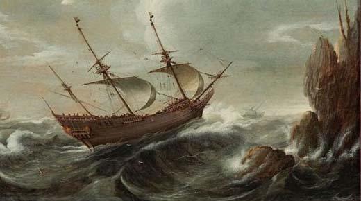 Testigos se enfermaron después de avistar una 'batalla OVNI' en 1665