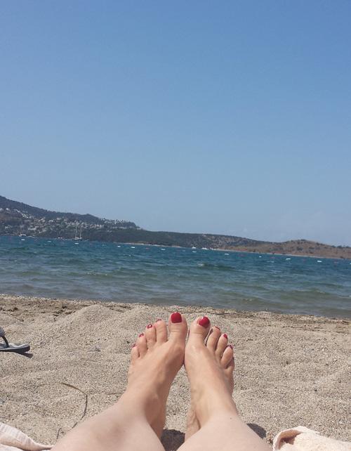 Strand Türkei Urlaub Meer Sonne