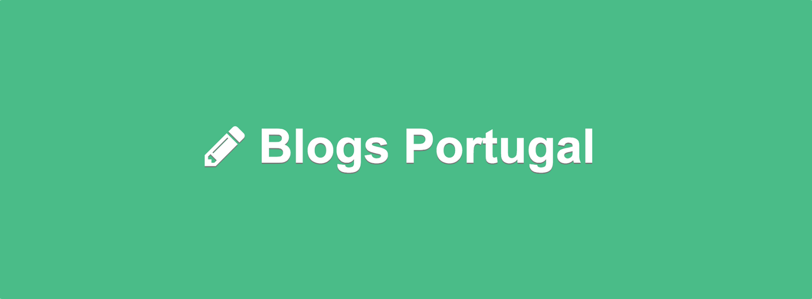 Parceria Blogs Portugal