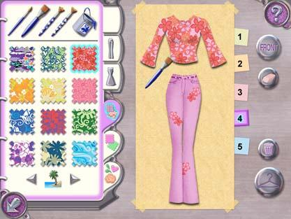 download barbie fashion: