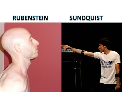 Benjamin Rubenstein and Josh Sundquist duel