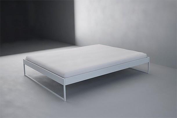 Marzua: las camas minimalistas y vintage de la colección de ...