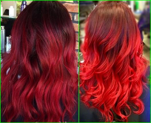 mo de beliebte rote haarfarben und frisuren. Black Bedroom Furniture Sets. Home Design Ideas