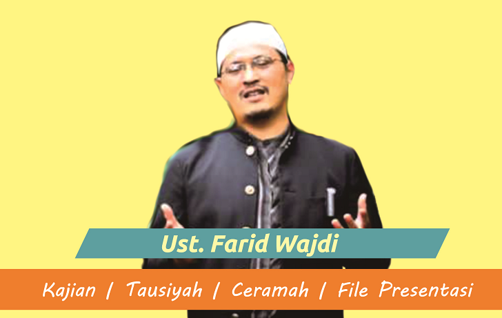 Download Kajian Ust. Farid Wajdi