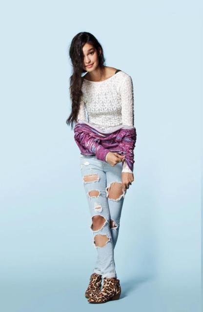 New Urban Outfitters Winter Outfits 2012 For Women