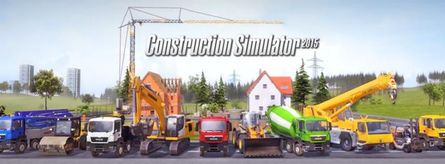 Construction Simulator 2015 Full ISO
