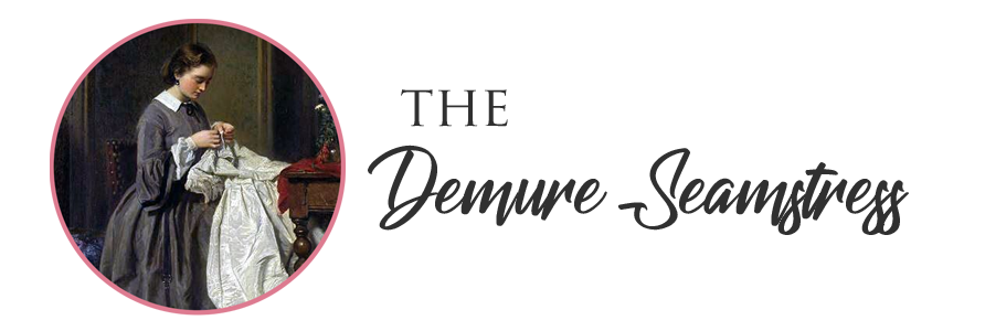 The Demure Seamstress