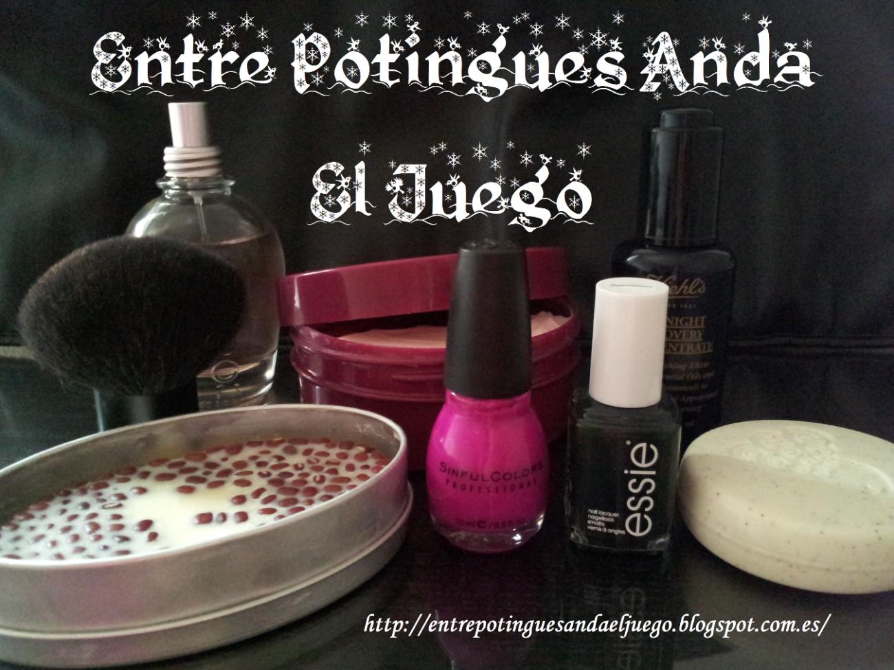 ENTRE POTINGUES ANDA EL JUEGO