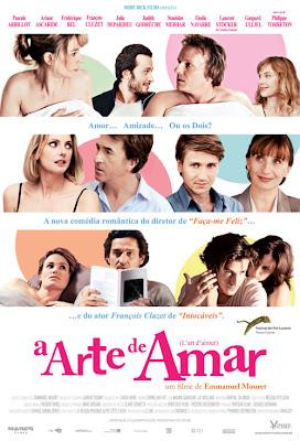 Filme Poster  A Arte de Amar DVDRip XviD Dual Audio & RMVB Dublado