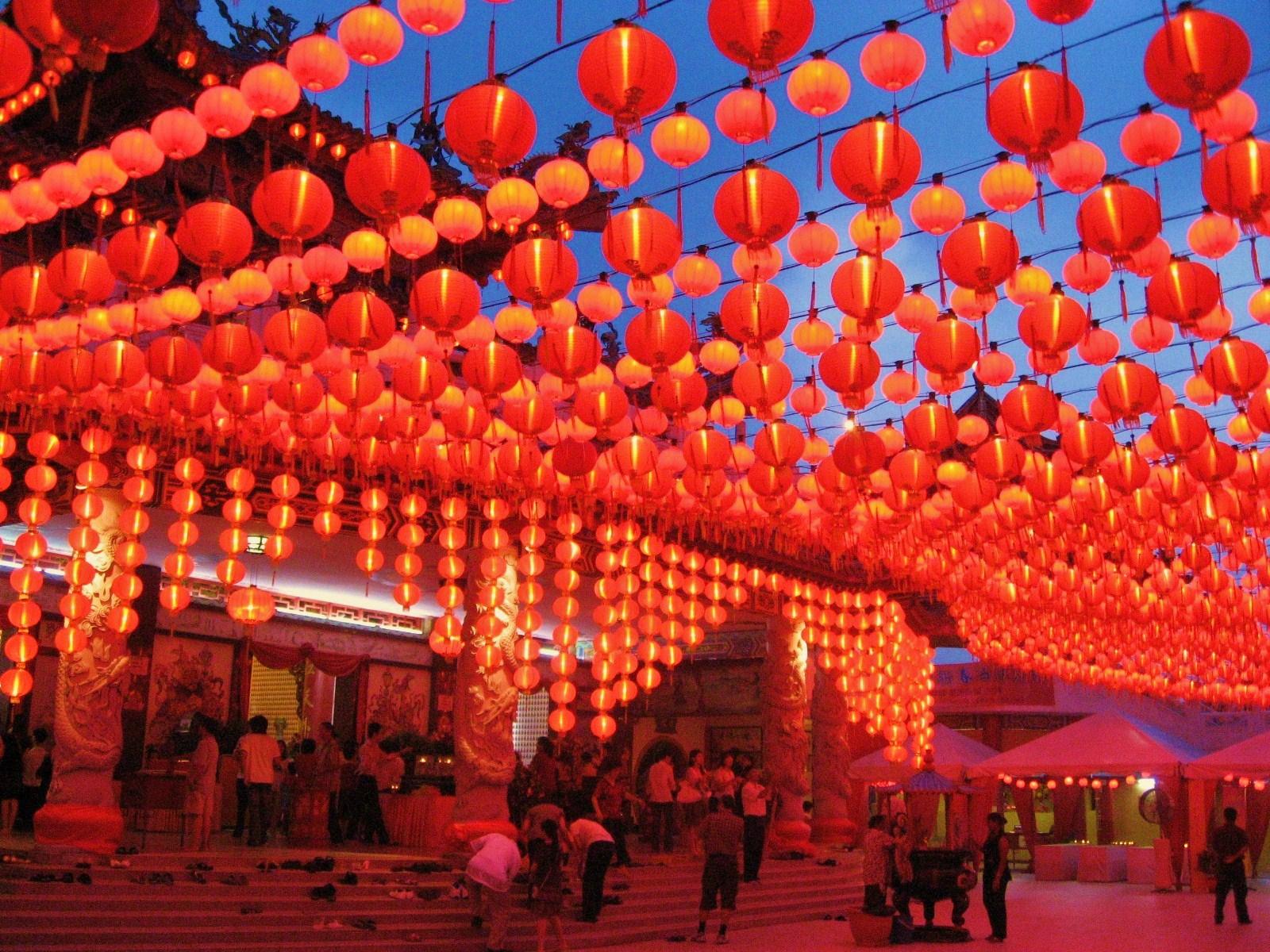 Grupo li po c mo celebr el fin de a o lunar por lin yutang - Que dias dan mala suerte en la cultura china ...