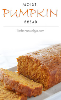 37 pumpkin recipes moist pumpkin bread