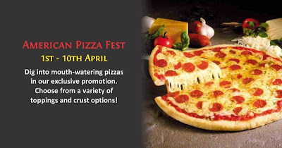 American Pizza Festival in the palms