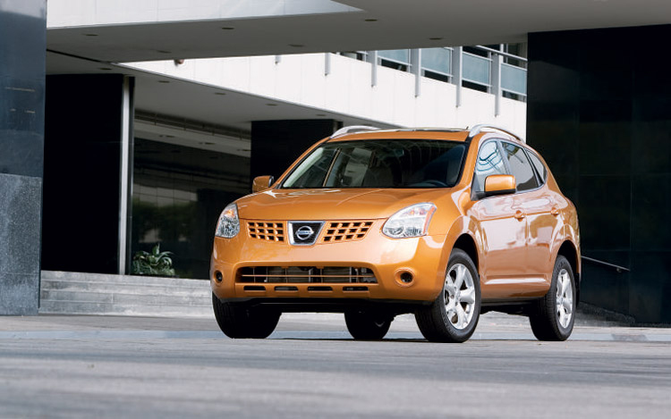 The Nissan Rogue Made Its Debut At The North American International Auto  Show In Detroit On January 7, 2007. It Replaces The Nissan X Trail In  Canada As ...