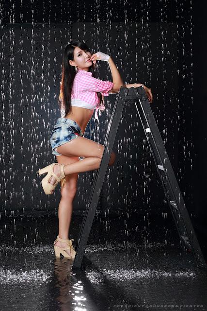 3 Lovely Cha Sun Hwa - very cute asian girl - girlcute4u.blogspot.com