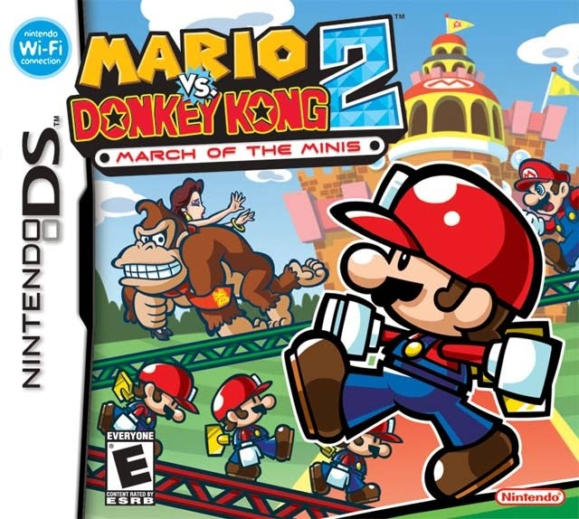 Mario Vs Donkey Kong 2 March of the Minis (Español) (Nintendo DS)