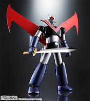 DX Soul of Chogokin Great Mazinger official image 06