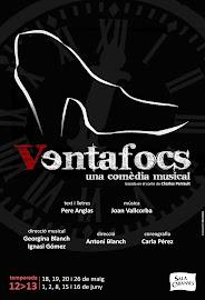 Ventafocs una comèdia musical