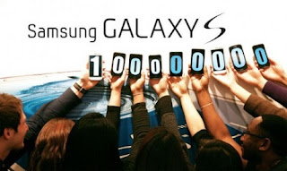 Samsung Berhasil Jual 100 Juta Unit Galaxy S