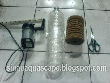 Belajar Aquascape Pemula Hilangkan Minyak Dipermukaan Air Dengan Surface Skimmer Diy Budidaya Aquascape Diy Aquascape Aquarium