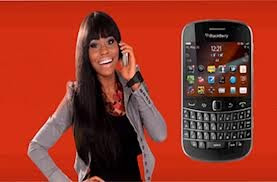 BLACKBERRY VISAFONE