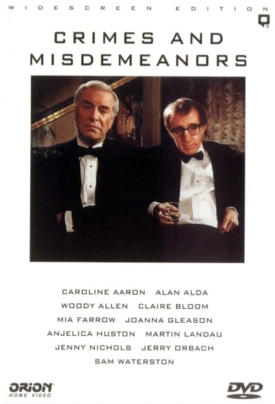 ambiguity and morality in the movie crimes and misdemeanors by woody allen Jason micheli — january 6, 2015 — leave a comment i've become convinced that its important for the church to inoculate our young people with a healthy dose of.