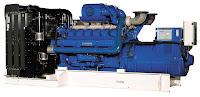 Gas/Diesel Generator