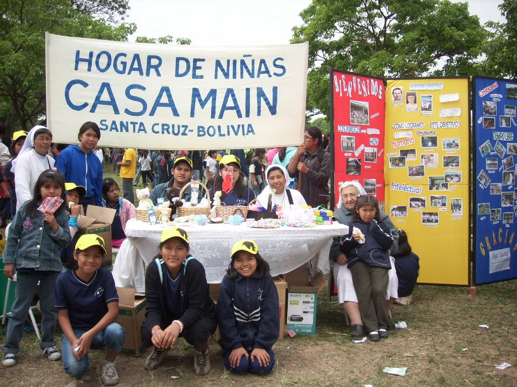 """HOGAR de NIÑAS """"CASA MAIN"""""""